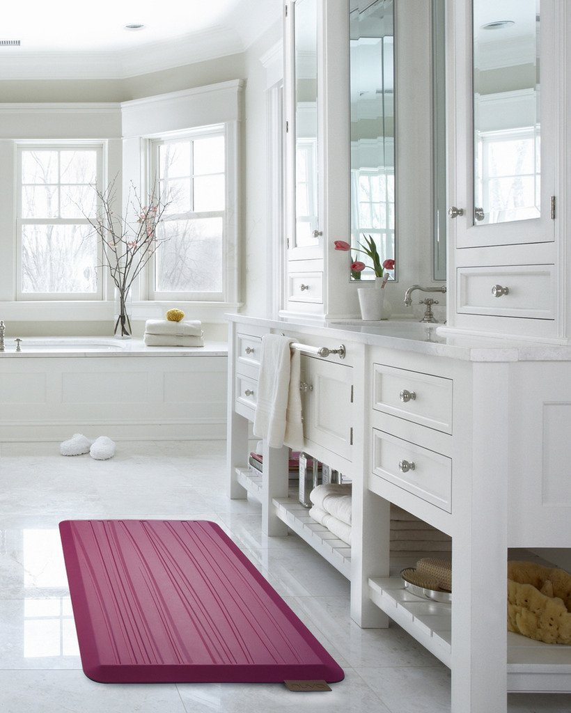 Red Kitchen Rugs And Mats Kitchen Rugs Kitchen Floor