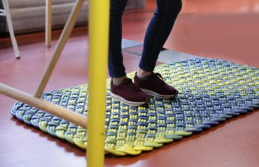 NYCxDesign Highlights: Silicone Rugs, Kitchen-In-A-Box, Moto-Lights