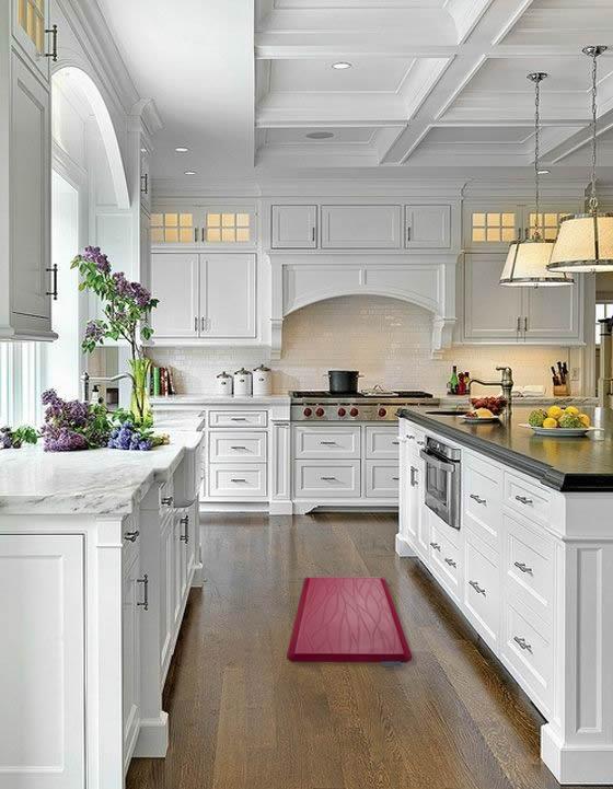 kitchen mats safe for hardwood floors | kitchen rugs,kitchen floor