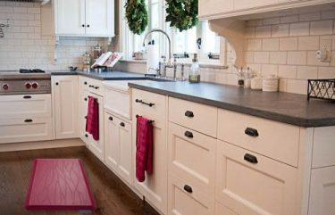Elegant Kitchen Mats