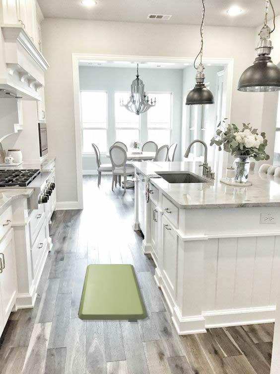Kitchen Mats Green Kitchen Rugs Kitchen Floor Mats