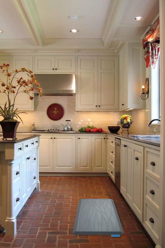 kitchen mats terracotta | kitchen rugs,kitchen floor mats,kitchen ...