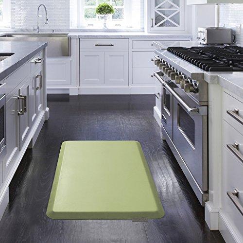 The Next Generation Gel Anti Fatigue Kitchen Mats Flat