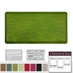 kitchen mats green
